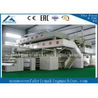 Quality High quality 1.6m S pp spun bonded nonwoven fabric production line / Single S Nonwoven fabric making machine for sale