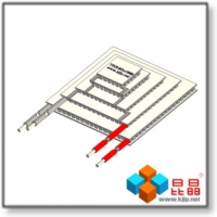 Quality TEC5-247 Series (Cold 15x15mm + Hot 50x50mm) Peltier Chip/Peltier Module/Thermoelectric Chip/TEC/Cooler for sale
