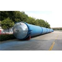 Quality High pressure wood Autoclave For Wood Plant size 3.2m × 31m with one or two doors for sale