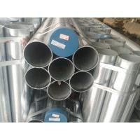Quality ASTM SA53 Grade B Welded Carbon Steel Pipe With Hot Dip Galvanized 1 1/4'' Size for sale