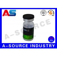 China Transparent Adhesive Label Printing Labels For Boxes With Custom Logo For  Medicine on sale