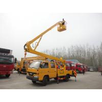 Quality China famous brand 4X2 JMC 14-16m high-altitude operation truck for sale, best price JMC overhead working truck for sale for sale