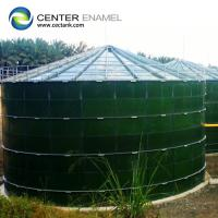 Quality Minimal Maintenance Stainless Biogas Storage Tank With Superior Corrosion Resistance for sale
