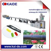Buy cheap Emitting pipe extrusion machine China supplier from Wholesalers