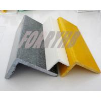China FRP Structural Pultruded Sections-Angle on sale
