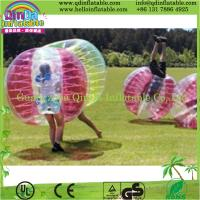 Durable Inflatable Bumper Ball / Body Zorb Ball for Football Games