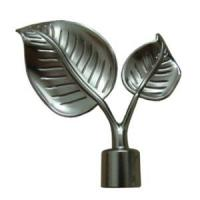 Quality Plated Curtain Rod Accessory (JK-2256) for sale