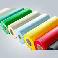 Hydrophilic PP Non Woven Fabric Wear Resistant For Table Cloth / Sofa Cover
