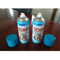 Quality Wheel Cleaner Spray Aerosol Bright / Sparking Wheels Fast & Effective Cleaning Use for sale
