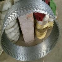 Quality Galvanized razor wire factory made in china for sale