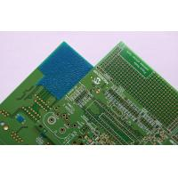 Quality HASL Electronic Prototype PCB Board Printing , Strippable Mask / Peelable Mask PCB for sale