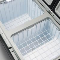 Quality High Performance Glass Top Chest Freezer Display Chest Freezer Automatic Defrost for sale
