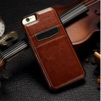 China Luxury Retro Phone wallet Case For iphone 6 S /iphone6 PU leather + Silicon Cover fundas Coque For Apple iphone 6S case on sale