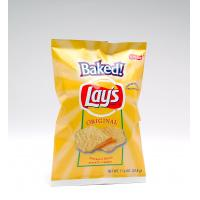 Quality Air Inflation Aluminum Snack Food Packaging Potato Chips Use QS for sale