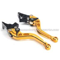 Quality CNC Finished Motorcycle Brake Clutch Lever CBR600RR Shorty Levers for sale