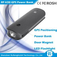 Quality Powerful Spy Equipment mini hidden gps power bank tracker for sale