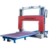 Quality Automatic Vertical Fast Wire Contour Machine For Phenolic Foam Cutting for sale