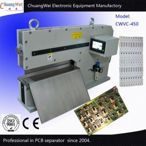 China Adjusting PCB Depaneling Rigid FR4 MCPCB PCB Separator Machine-Circuit Boards De-panel on sale