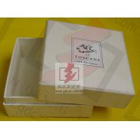 Quality White Paper Clothing Gift Boxes For Baby Clothes , Garment Packaging Boxes for sale