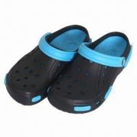 Quality Children's Clogs, Upper and Outsole made of EVA, Various Colors are Available for sale