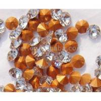 Quality Pointed Back Rhinestone for sale