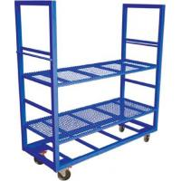 Quality Custom made Supermarket Shopping equipment Trolleys Warehouse Trolley for sale