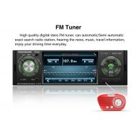 Quality Front AUX 4 Inch Touch Screen Car Stereo Multimedia Touch Screen For Cars for sale