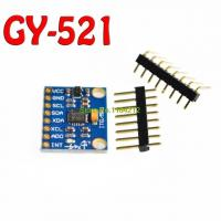 China GY-521 MPU-6050 MPU6050 Module 3 Axis analog gyro sensors+ 3 Axis Accelerometer Module on sale