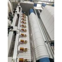 Quality High Speed Fabric Slitting Machine / Automatic Meltblown Slitting Machine for sale