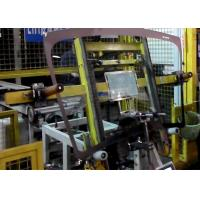Buy cheap Front Windshields Glass Processing Equipment Automatically Rear View Mirror Button Adhesion from wholesalers