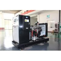 Quality 80kw Natural Gas Generator 6 Cylinder 4 Stroke 1500rpm 1006TNG Black for sale