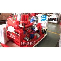 Ul Non - Listed End Suction Fire Pump 750 Gpm@61m With NM Fire