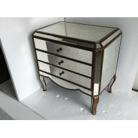 mirrored bedroom chest dresser table furniture