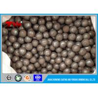 Quality Heat treated Hot Rolling Forged Steel Ball DIA 20MM TO 150MM for sale