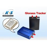 Quality Black Quad Band Anti - Theft Alarm GPS Glonass Tracker 87*64*26mm for sale