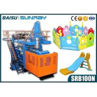 Quality Accumulating Plastic Toy Making Machine , 62KW Plastic Chair Moulding Machine SRB100N for sale