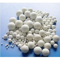 Quality 92% dia 20-30mm high alumina grinding media balls Al2O3 for sale