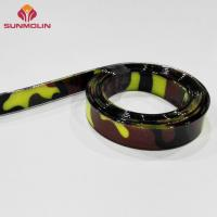 Buy TPU plastic coated webbing for belt, bags, pet collar at wholesale prices