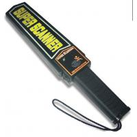 Quality Chinese hand held metal detectors for sale