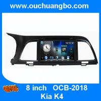 Quality Ouchuangbo autoradio DVD gps radio for Kia K4 support USB MP3 Russian menu for sale