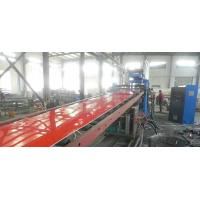 Quality PP Plastic Sheet Extrusion Line for Food Stuff Package , PE Sheet for Building Machine for sale