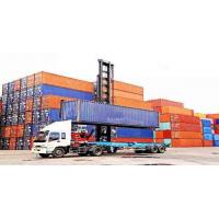 Quality International Shipping Forwarder Sea Import And Export Shipping Company Logistics Service for sale