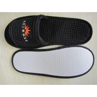 Quality waffle hotel slipper can be washed for sale
