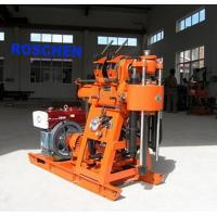 China Drilling Rig Machine Used Hollow Stem Auger For Soil Sampling And Ground Water Monitoring on sale