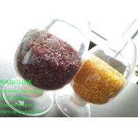Quality Nano Zinc Oxide Antibacterial PBT Masterbatch For UV Rejection And Flame Retardant for sale