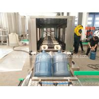 Quality Fast Speed 20 Ltr Water Jar Filling Machine , Bucket Filling Machine Electricity Driven for sale