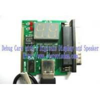 Buy cheap Debug Card with 2 Digitals Display and Speaker from wholesalers