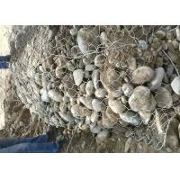 Quality Sack Stone Wall Wire Cage Gabion Columniform Bag Woven Mesh ISO9001 Approved for sale