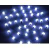 Quality 24V ucs1903 addressable rgb 3d curtain pixel light 50mm Led Ball dmx for sale