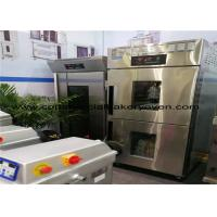 Quality SS 304 Bread Dough Proofer Microcomputer Touch Control Timing Function for sale